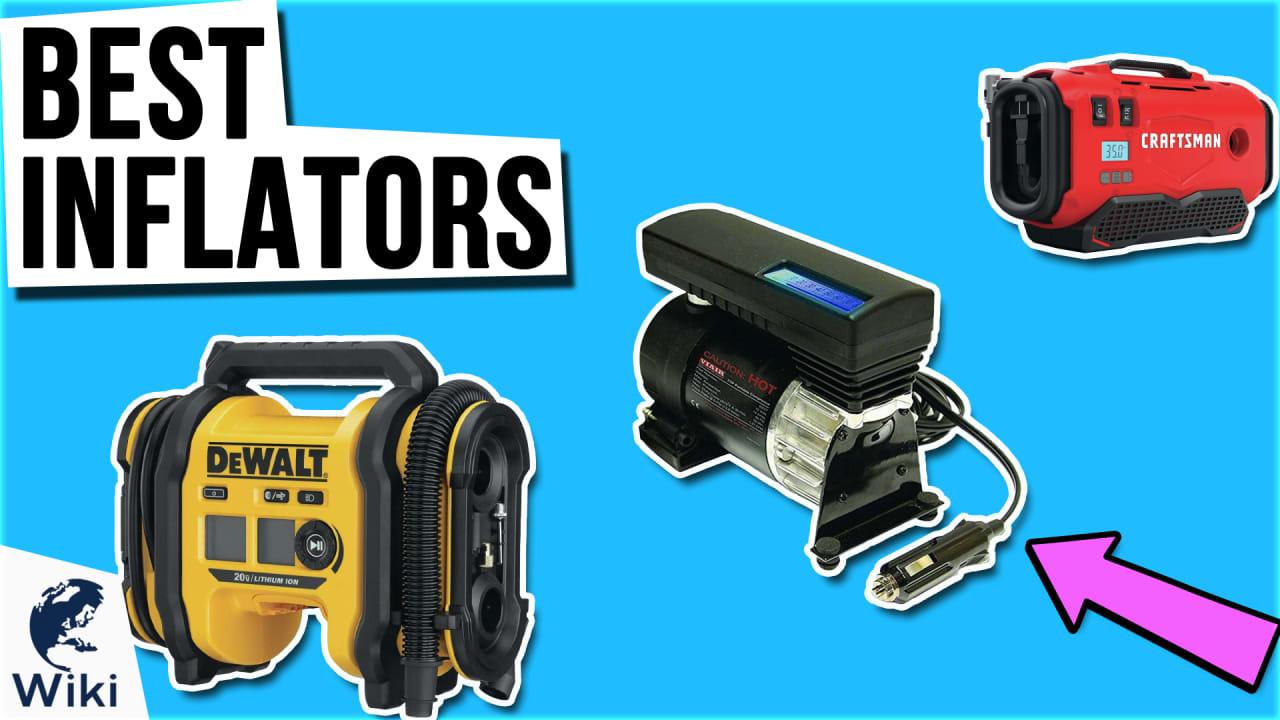 10 Best Inflators