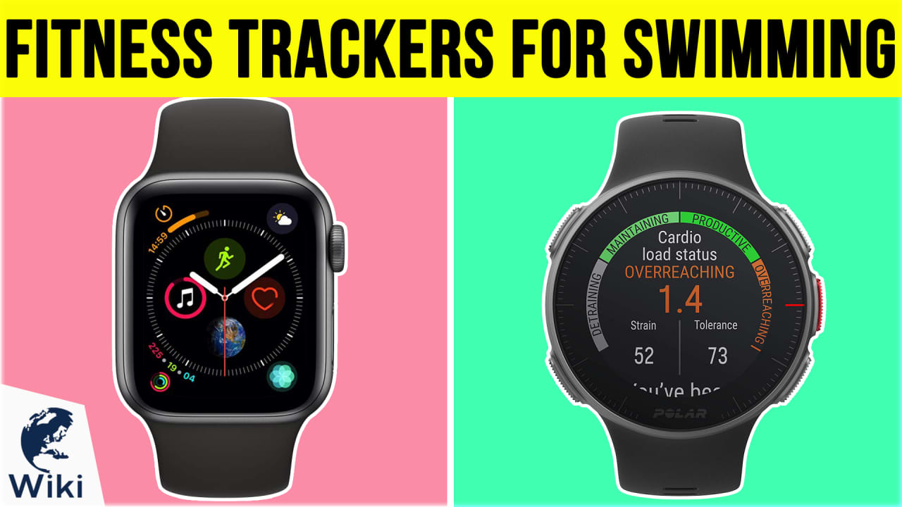 8 Best Fitness Trackers For Swimming