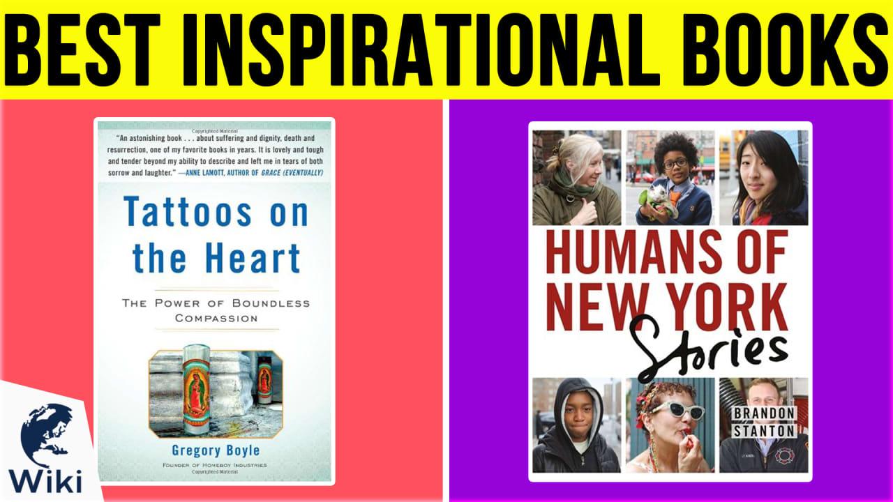 10 Best Inspirational Books