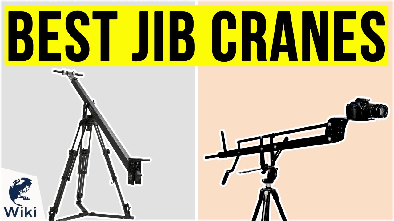 10 Best Jib Cranes