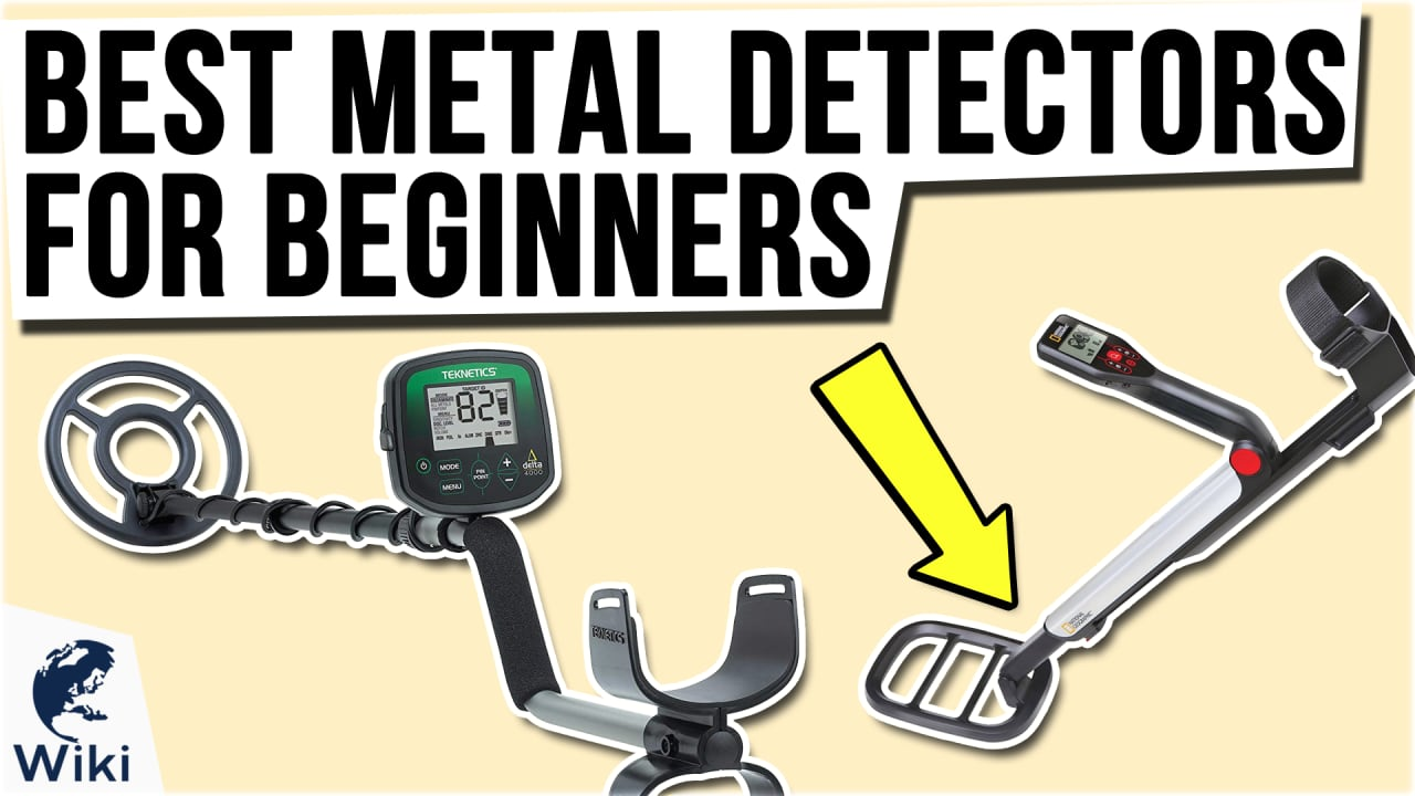 10 Best Metal Detectors For Beginners