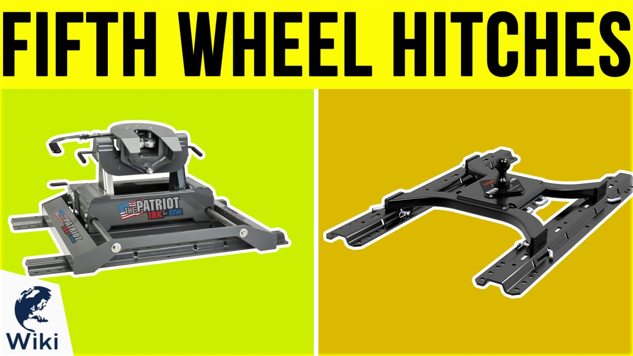 10 Best Fifth Wheel Hitches
