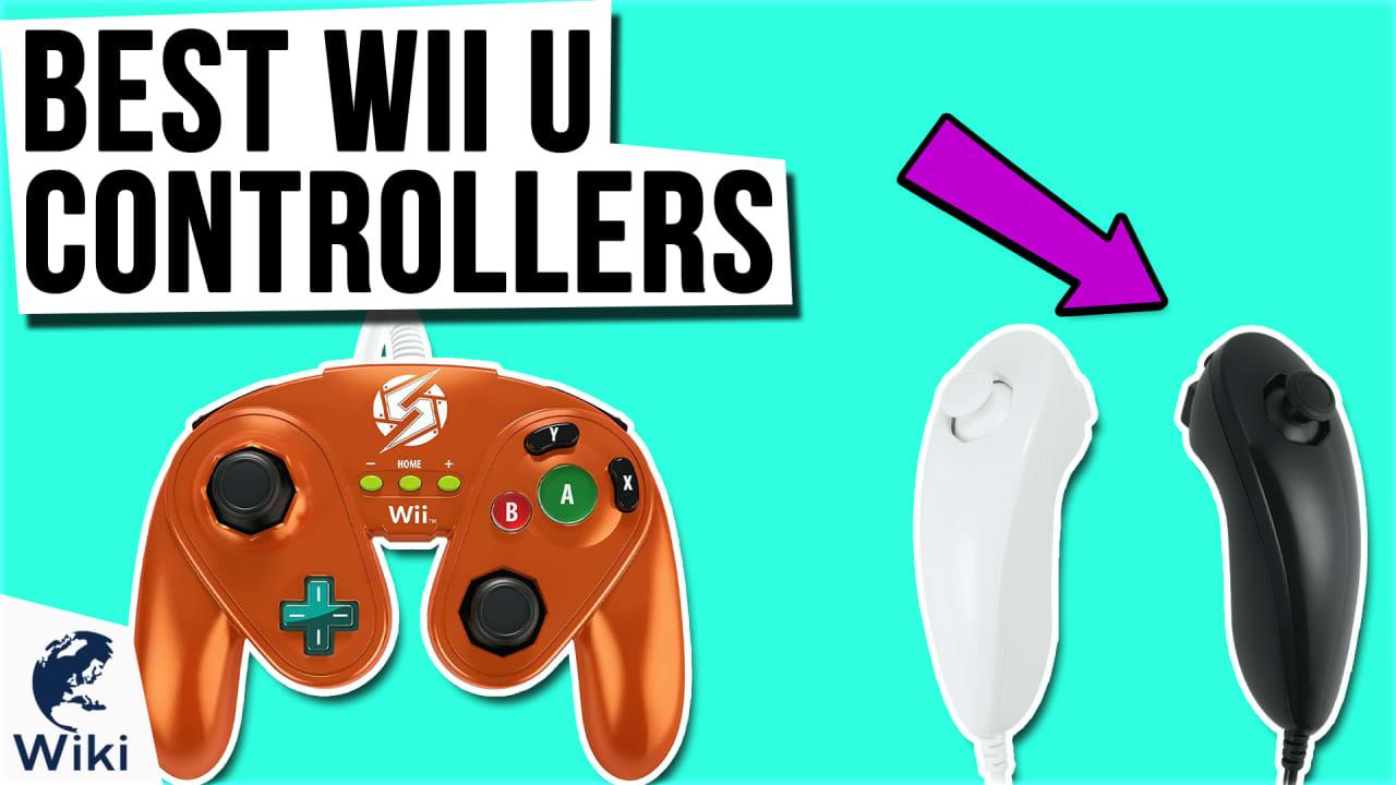 10 Best Nintendo Wii Controllers