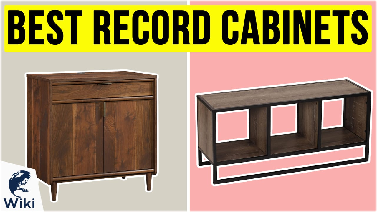 10 Best Record Cabinets