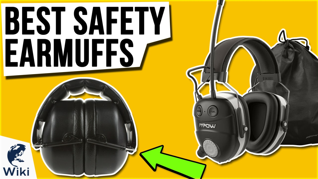 10 Best Safety Earmuffs