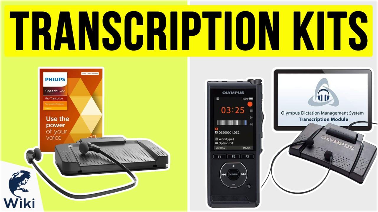 10 Best Transcription Kits