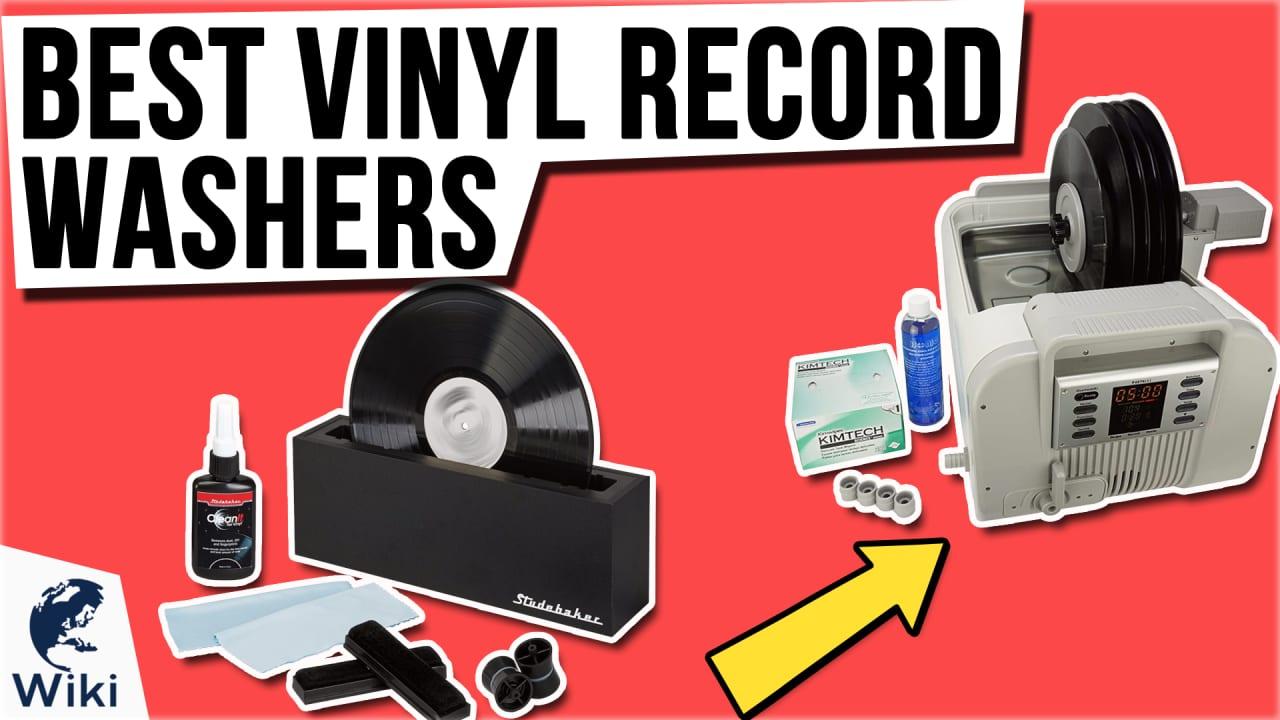 10 Best Vinyl Record Washers
