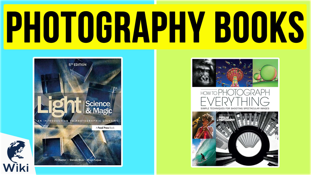 10 Best Photography Books