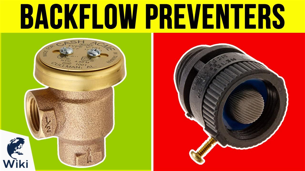 10 Best Backflow Preventers