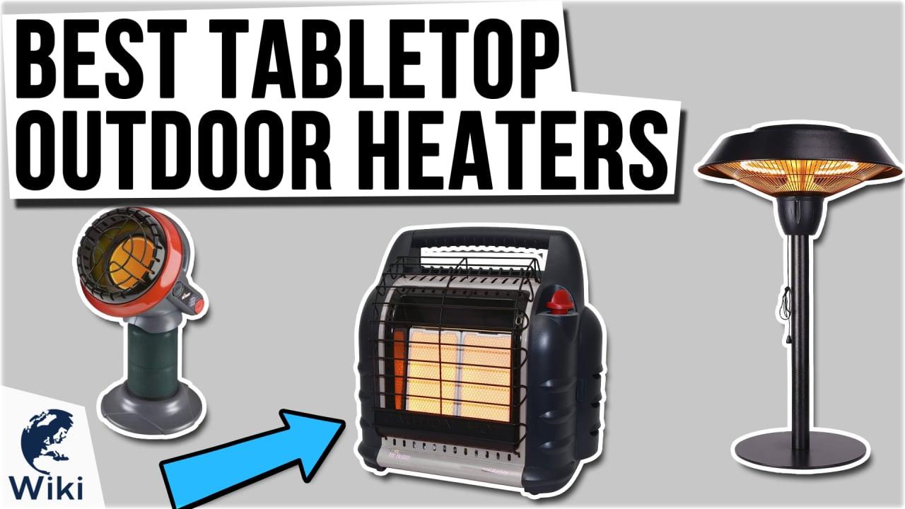 7 Best Tabletop Outdoor Heaters
