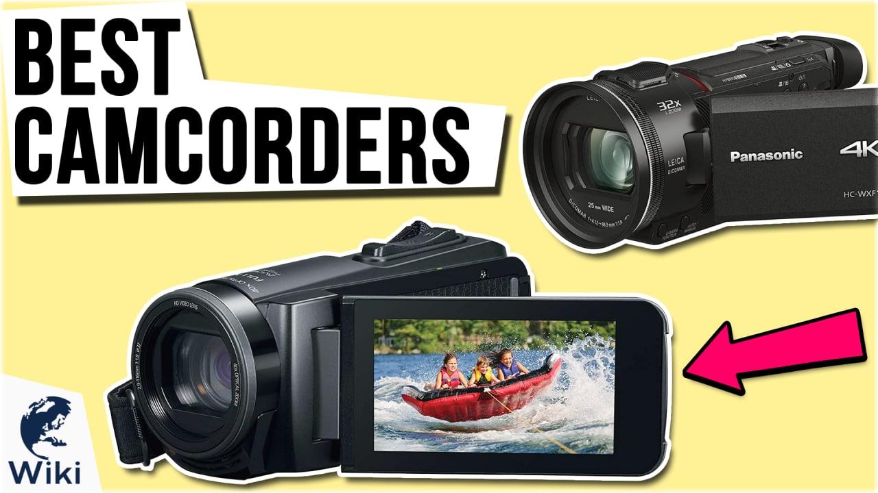 10 Best Camcorders