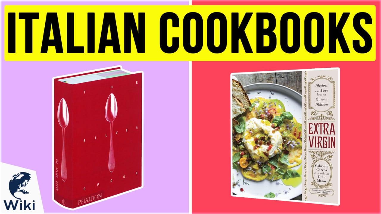 10 Best Italian Cookbooks