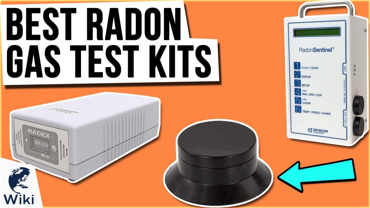 9 Best Radon Gas Test Kits