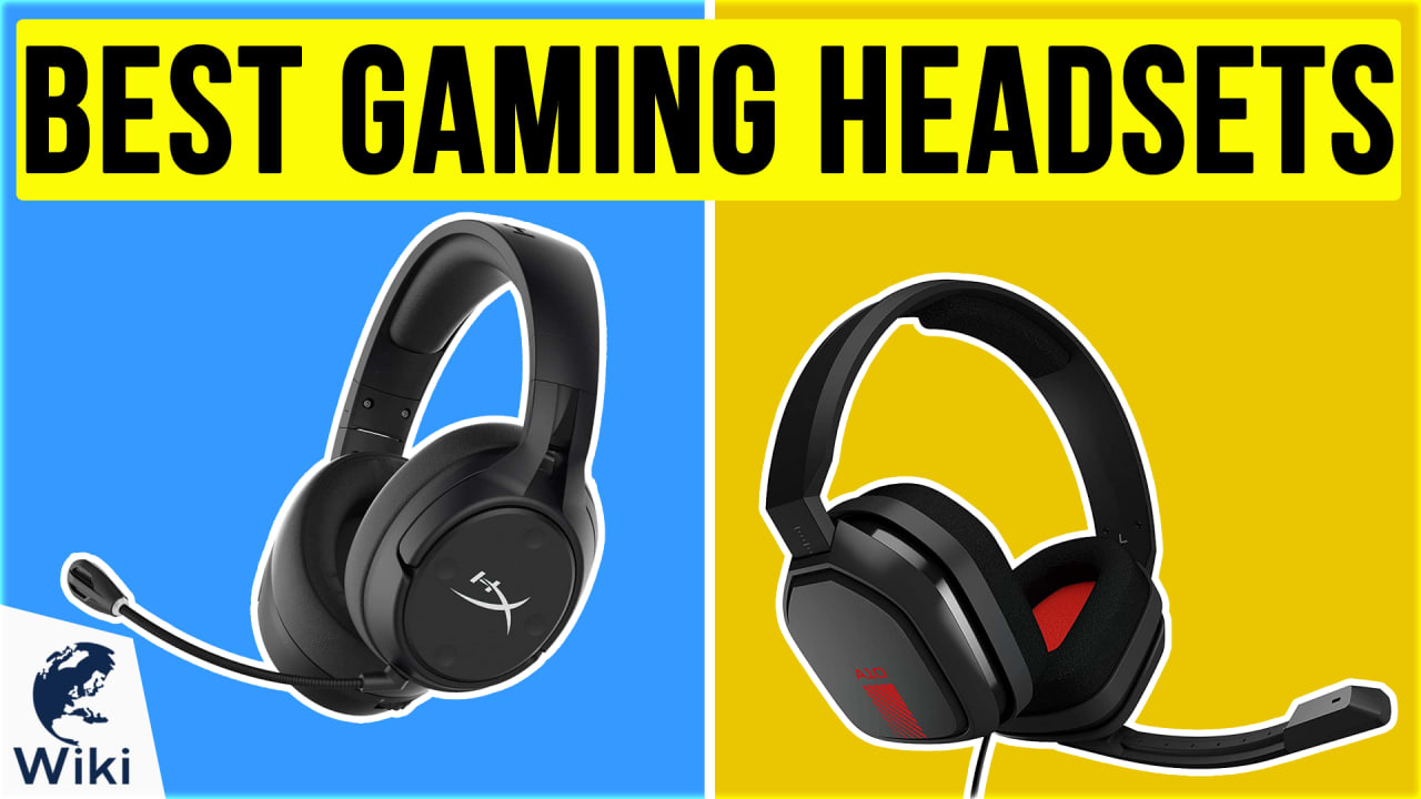 10 Best Gaming Headsets