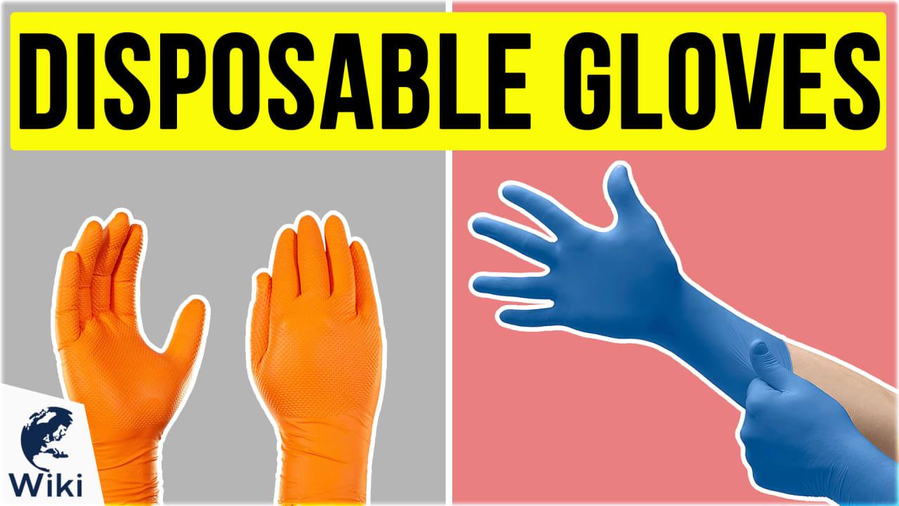 10 Best Disposable Gloves