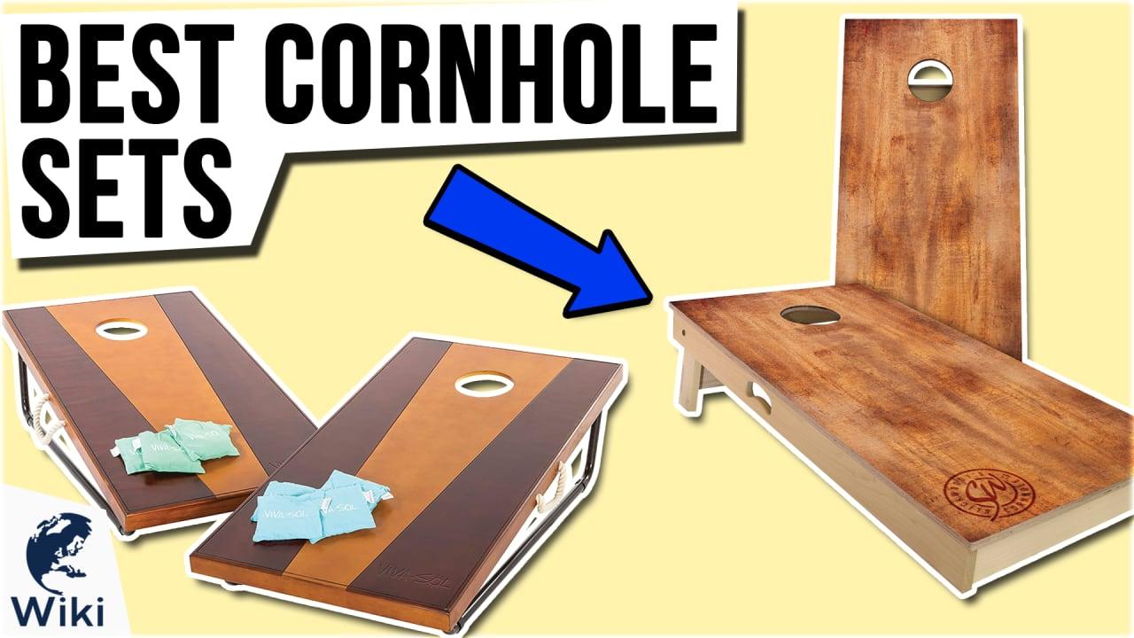 10 Best Cornhole Sets
