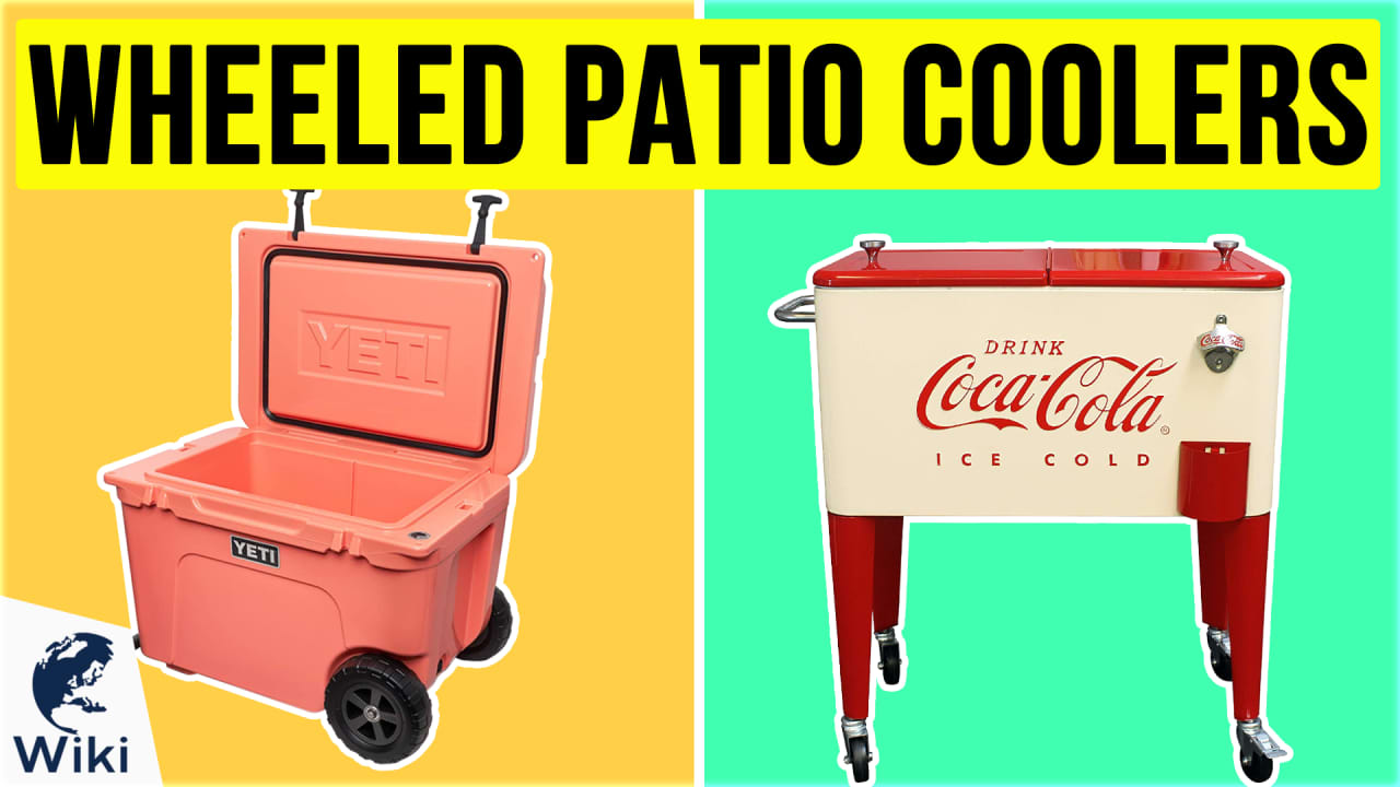 10 Best Wheeled Patio Coolers