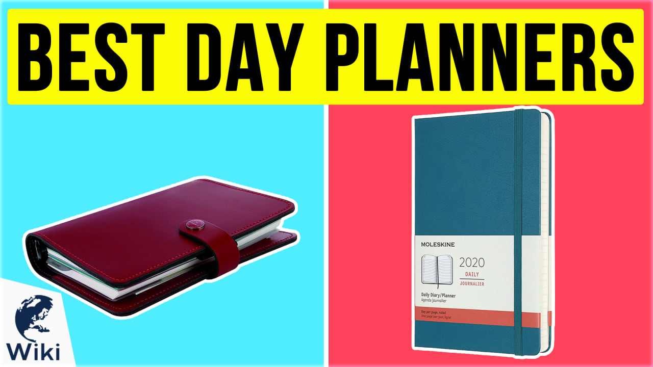 10 Best Day Planners