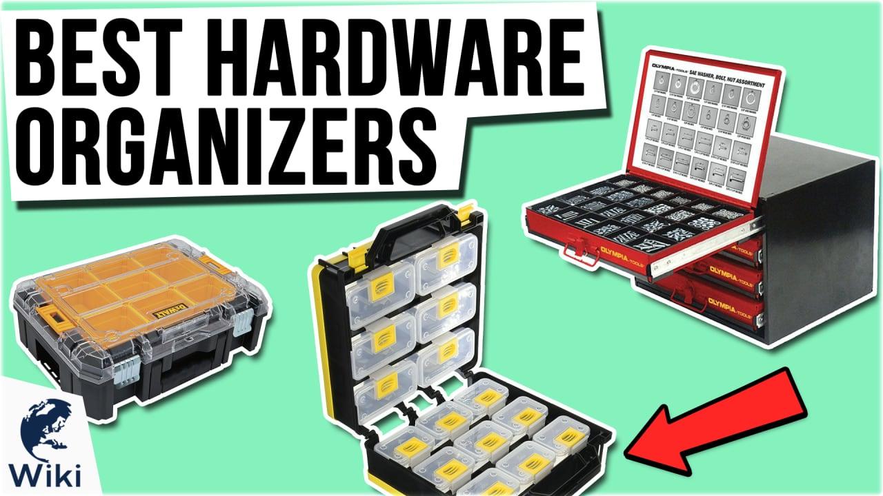 10 Best Hardware Organizers