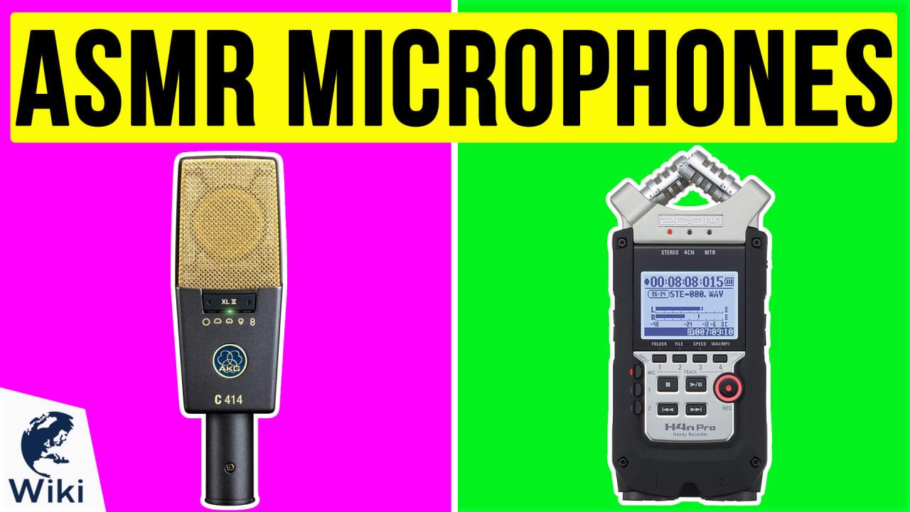 10 Best ASMR Microphones