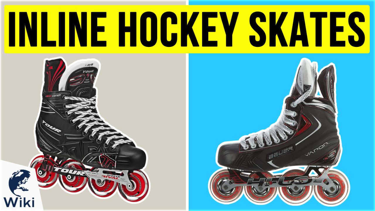 8 Best Inline Hockey Skates