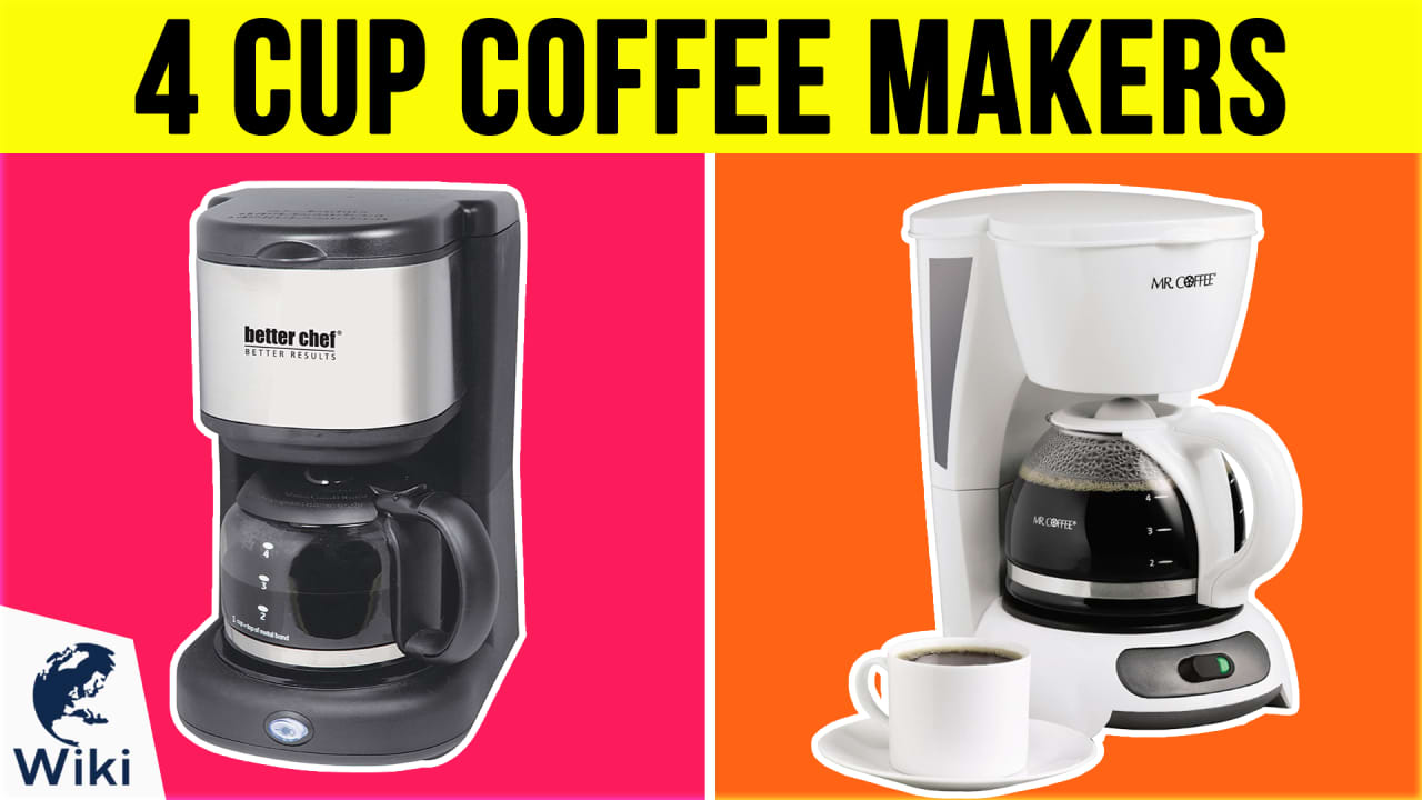 9 Best 4 Cup Coffee Makers