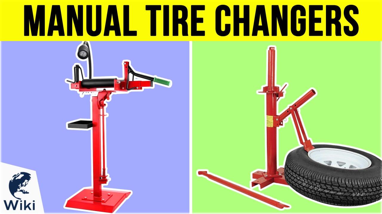8 Best Manual Tire Changers