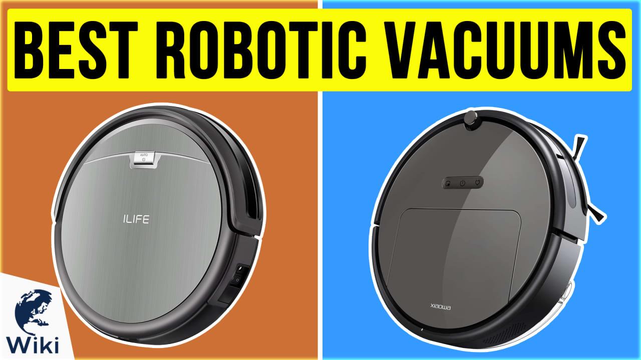 10 Best Robotic Vacuums