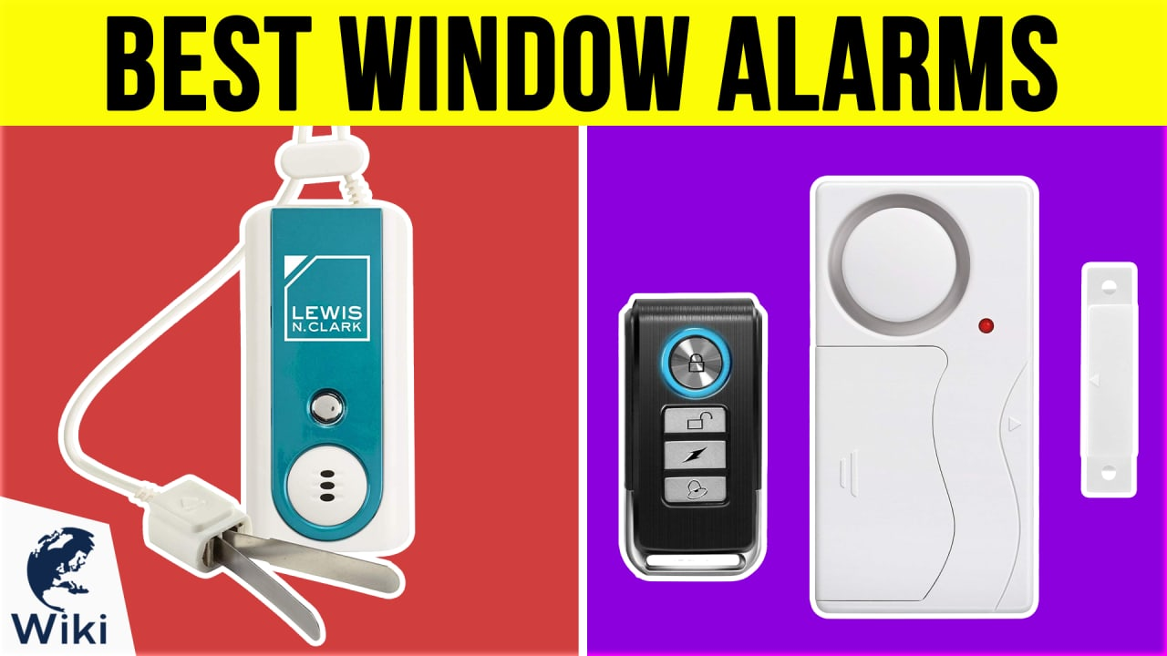 10 Best Window Alarms