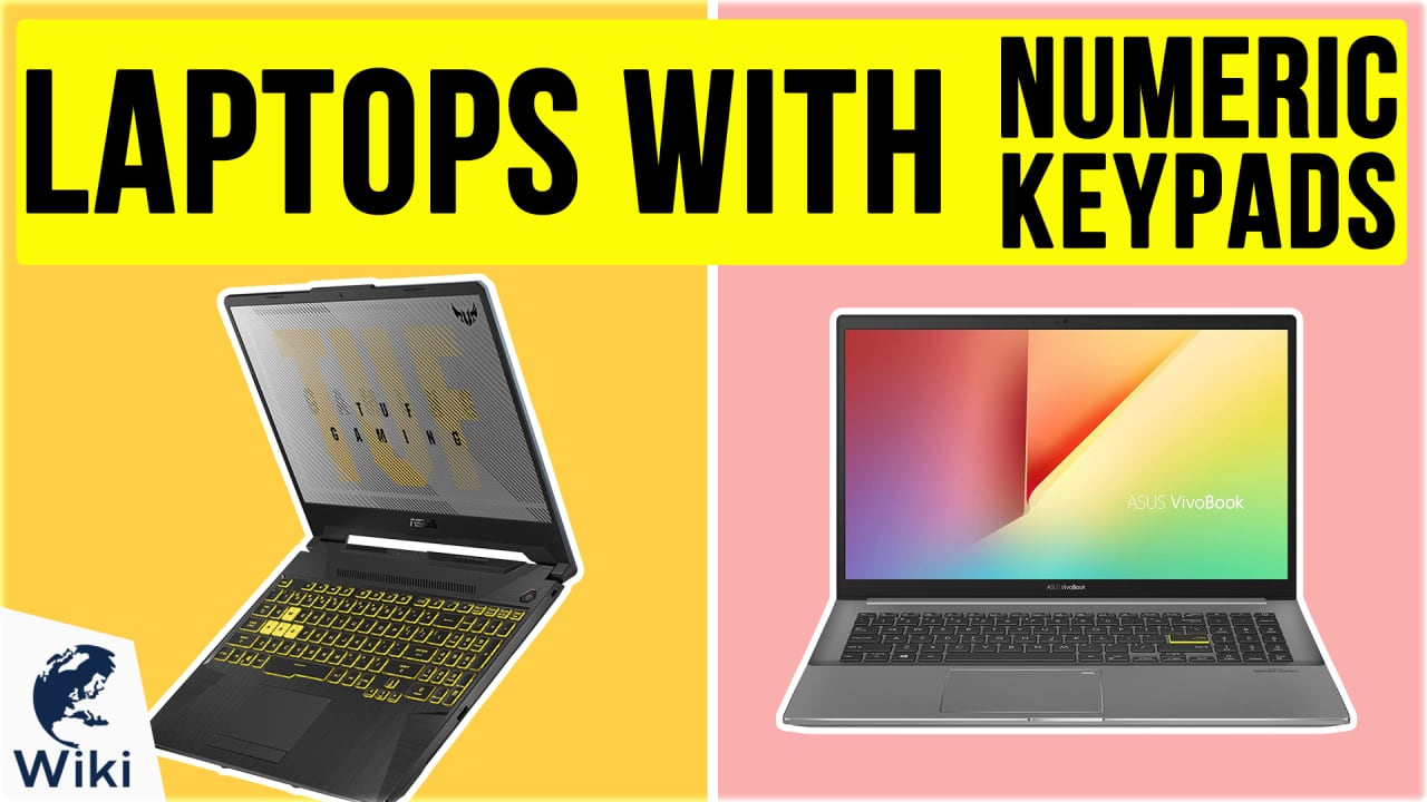 10 Best Laptops With Numeric Keypads