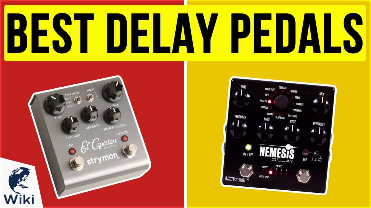 10 Best Delay Pedals