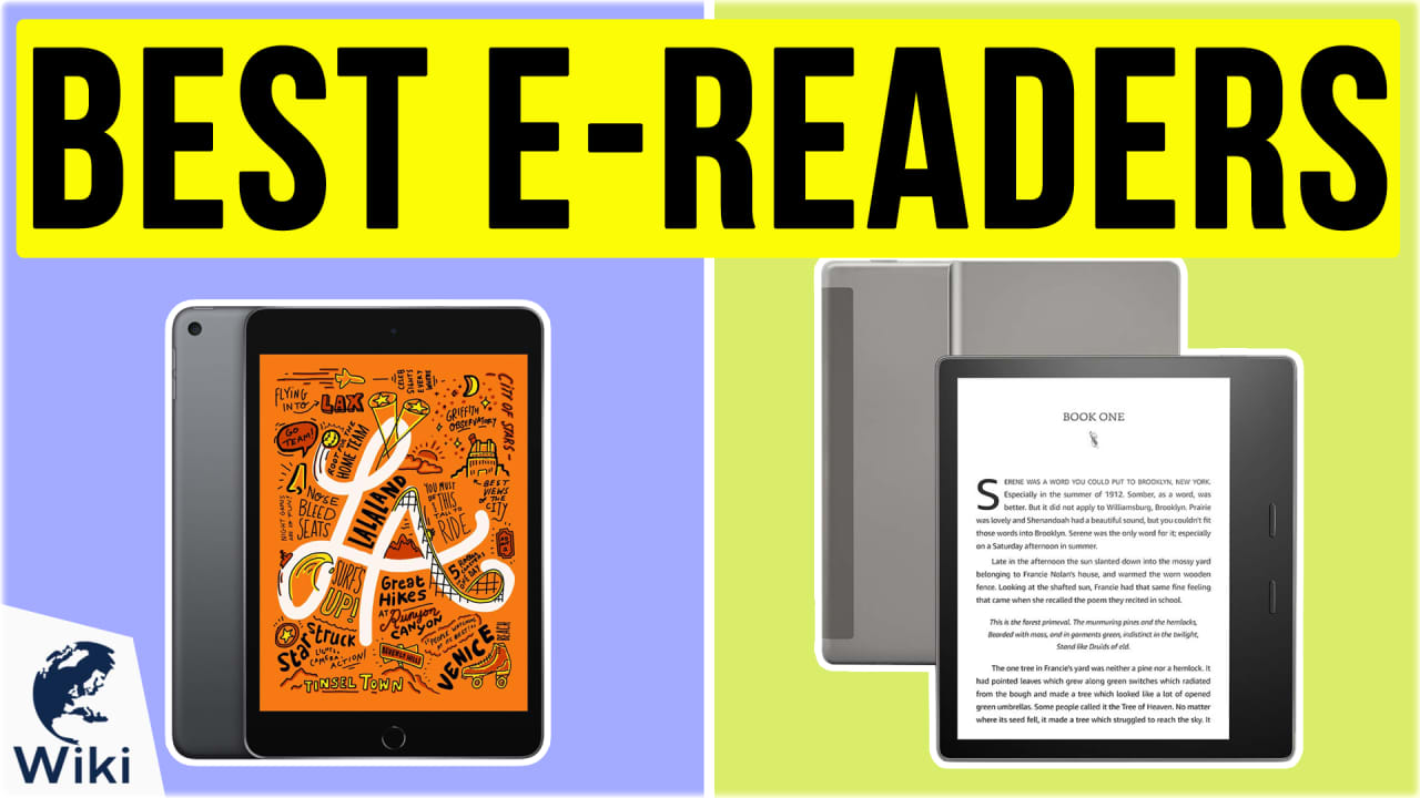 8 Best E-Readers