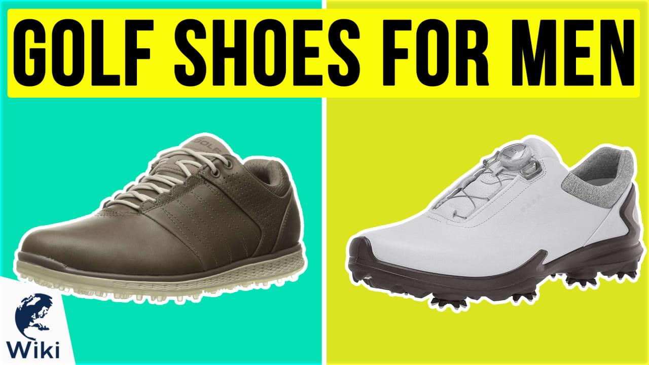 10 Best Golf Shoes For Men