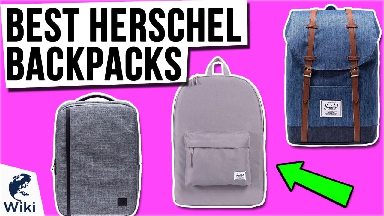 10 Best Herschel Backpacks