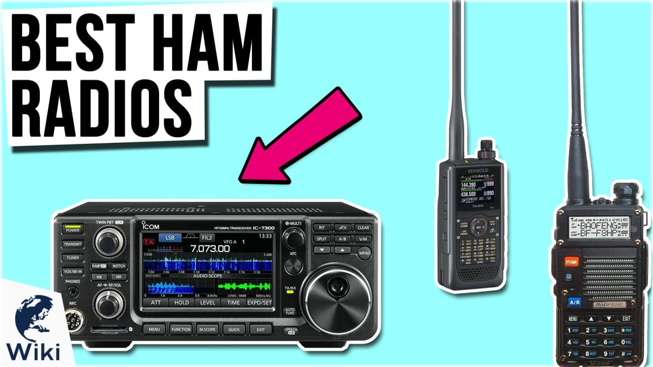 10 Best Ham Radios