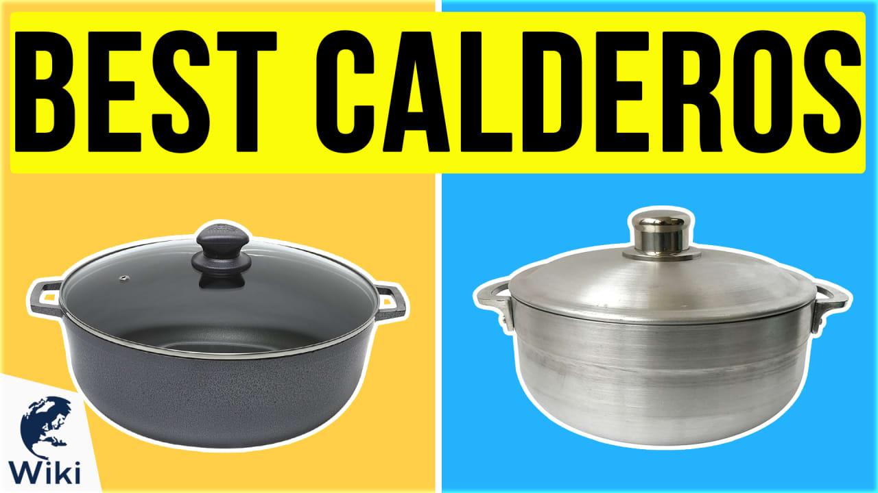 10 Best Calderos