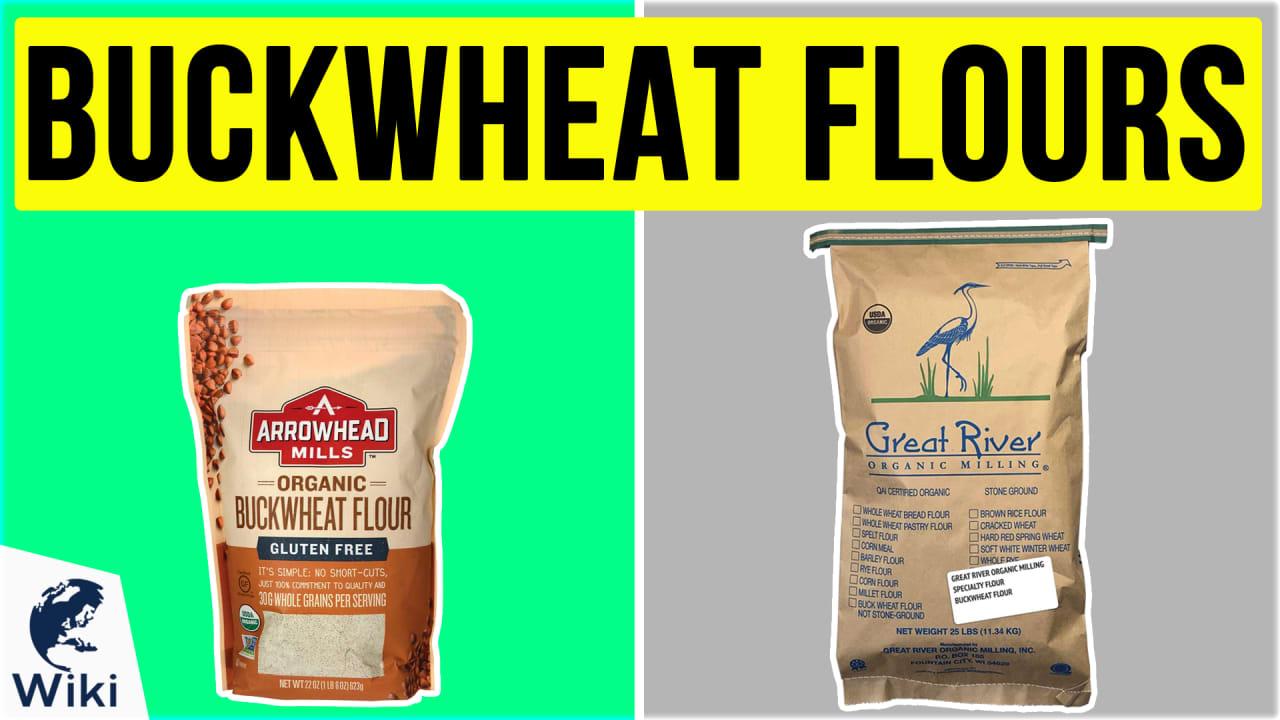 10 Best Buckwheat Flours