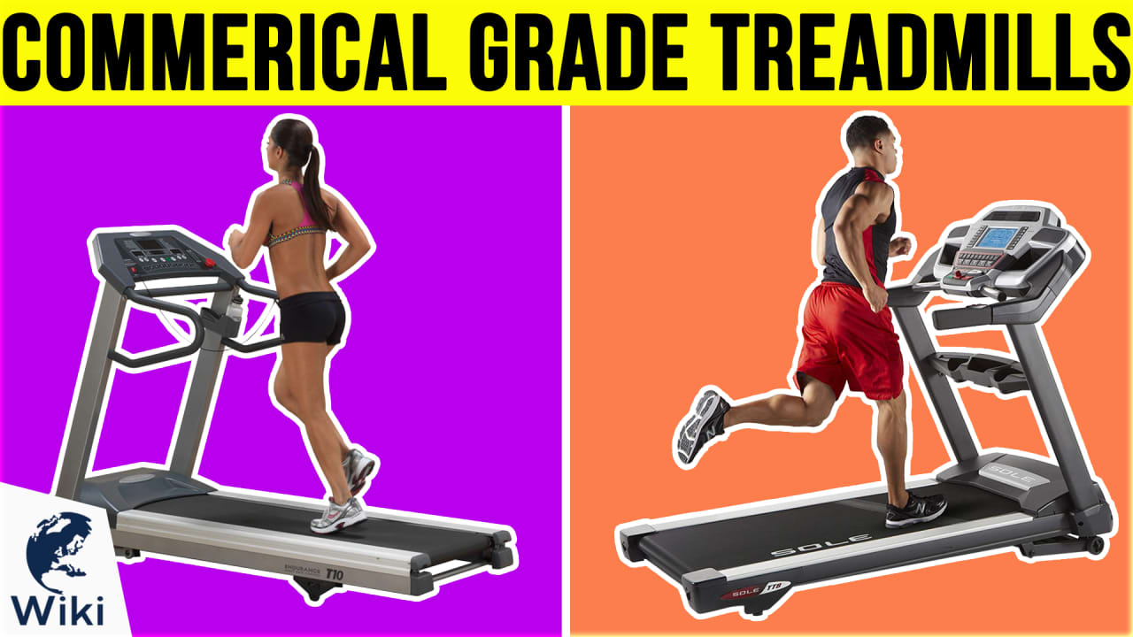 7 Best Commerical Grade Treadmills