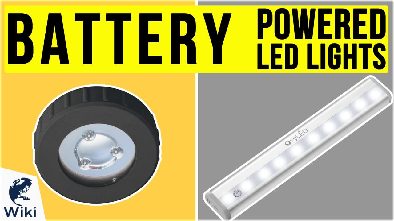 10 Best Battery Powered LED Lights