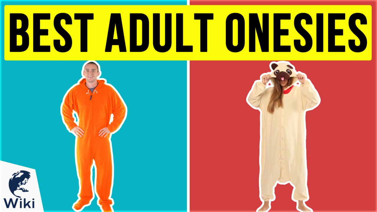 10 Best Adult Onesies