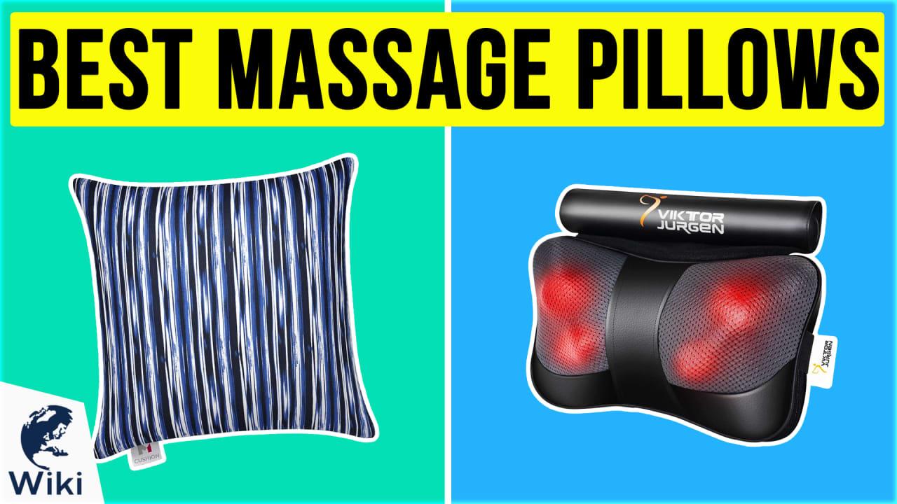 10 Best Massage Pillows