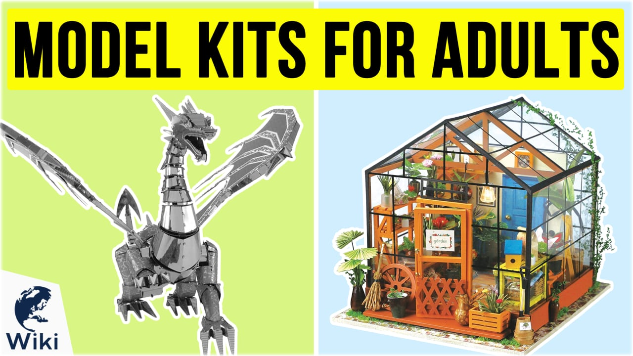 10 Best Model Kits For Adults