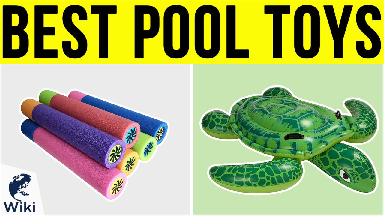 10 Best Pool Toys