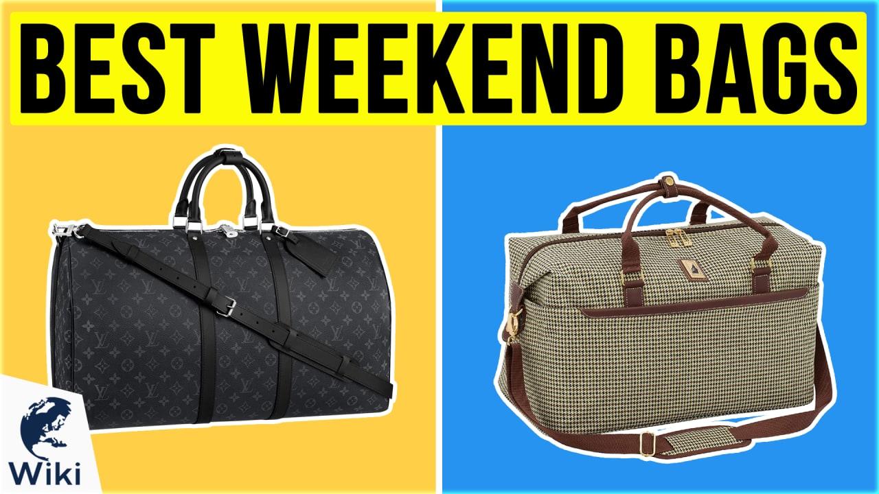 10 Best Weekend Bags