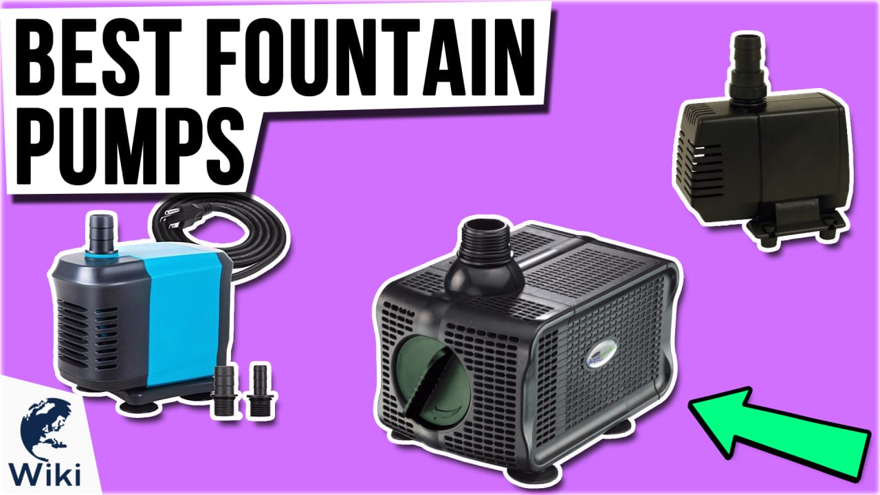 10 Best Fountain Pumps