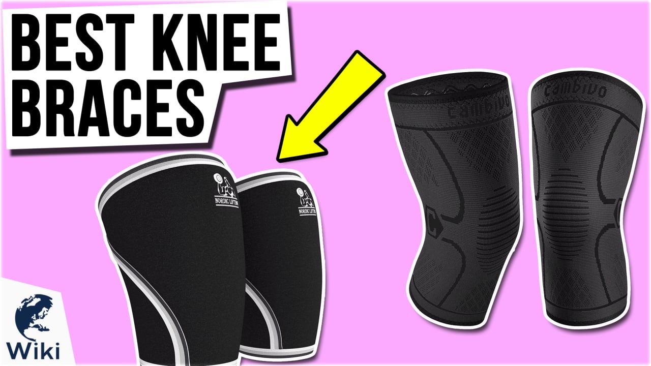 10 Best Knee Braces
