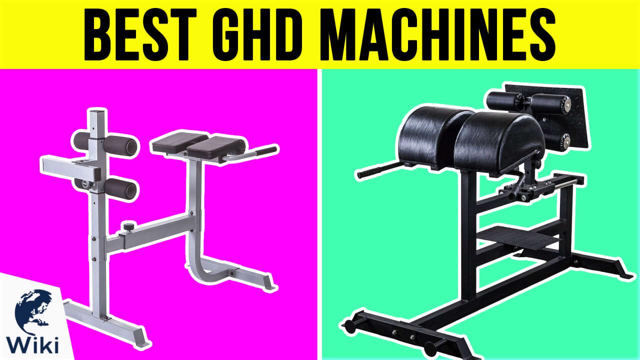10 Best GHD Machines