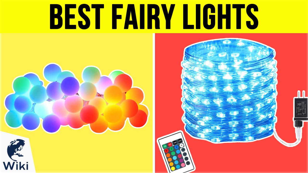 10 Best Fairy Lights