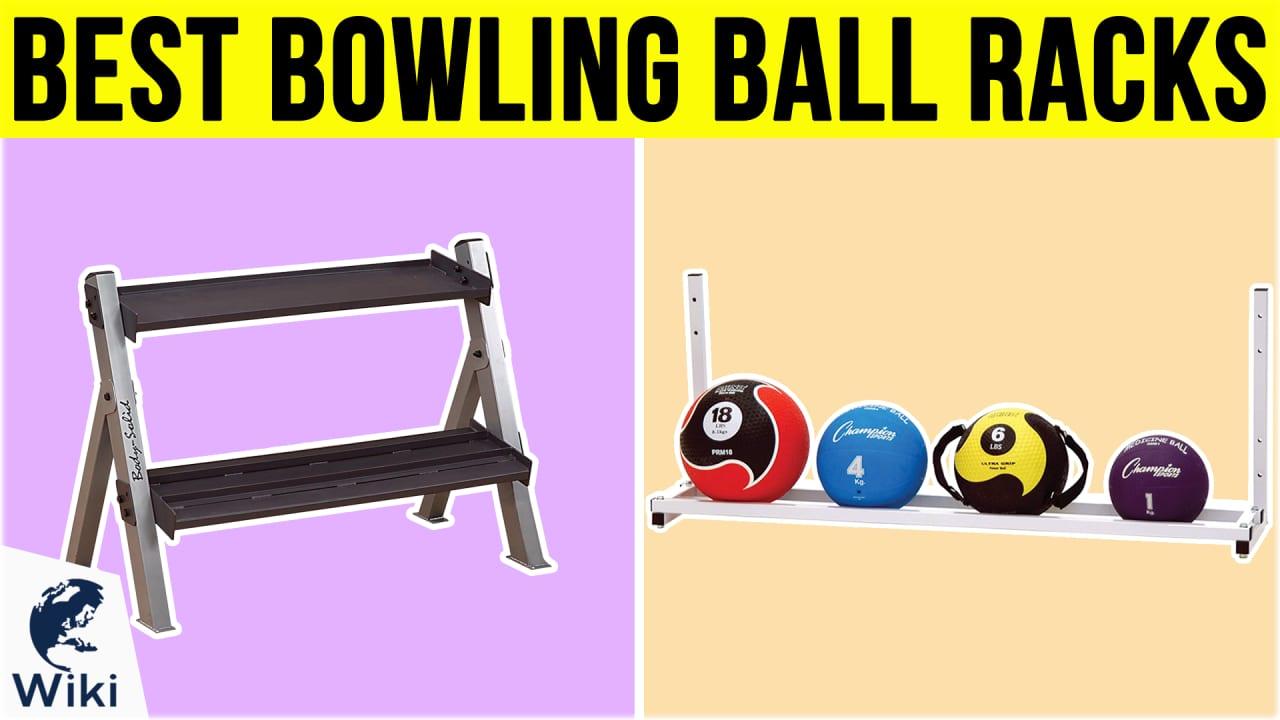 7 Best Bowling Ball Racks