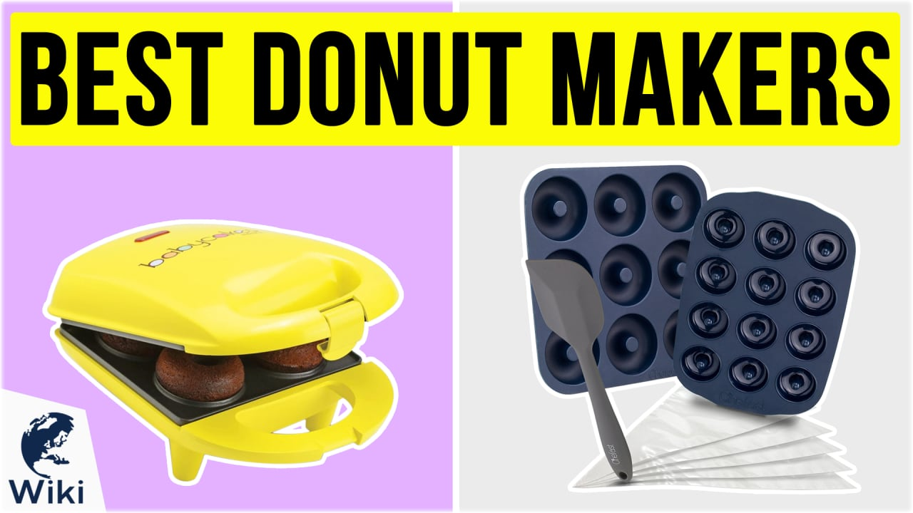 10 Best Donut Makers